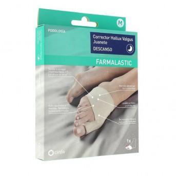 Farmalastic Corrector de juanete Descanso - Noche