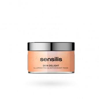 Sensilis Skin Delight Mascarilla iluminadora y antioxidante 150 ml