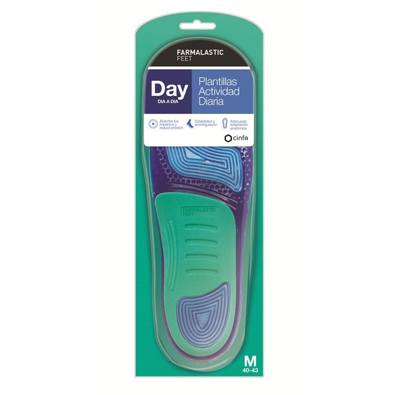 Farmalastic Feet Day Plantillas actividad diaria día a día