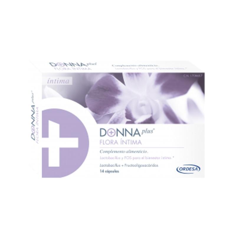 Donna Plus flora Intima 14 capsulas Ordesa