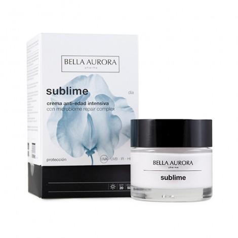 Bella Aurora Sublime Crema anti-edad intensiva día SPF20 50 ml