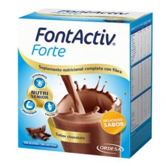 Fontactiv Forte 14 sobres 30 g Sabores