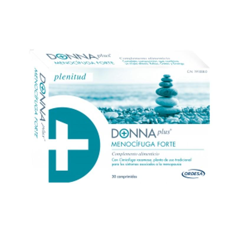 Donna plus menocífuga forte 30 comprimidos Ordesa