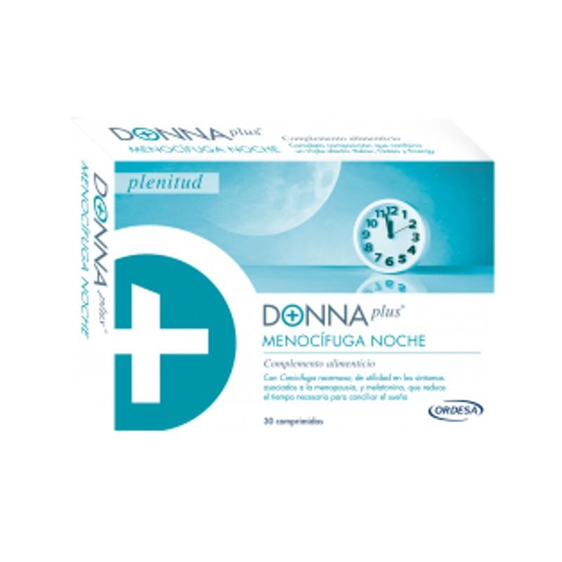 Donna plus menocífuga noche 30 comprimidos Ordesa