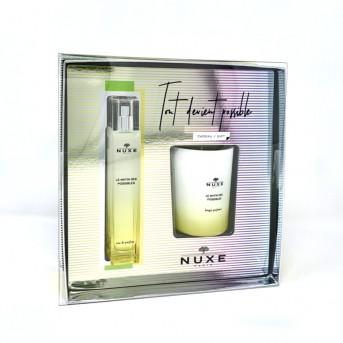 Coffret Nuxe Le matin des possibles perfume