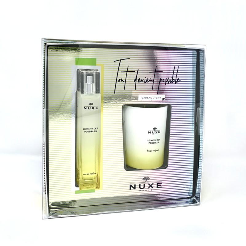Coffret Nxue Le mattin des possibles perfume