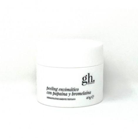 GH Peeling enzimático con papaína y bromelaína 40 g Gema Herrerias