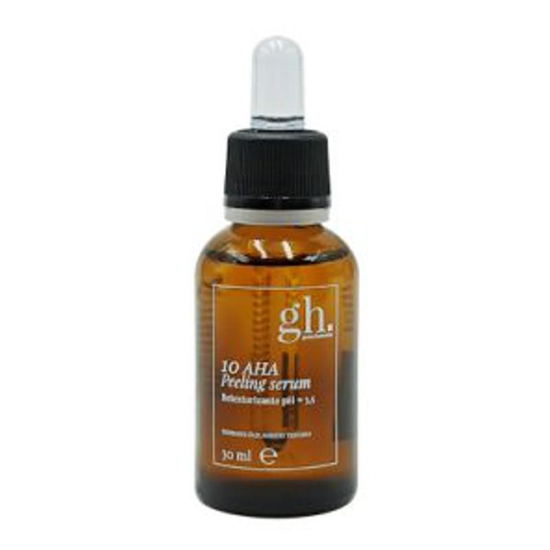 GH 10 AHA Peeling serum 30 ml Gema Herrerias