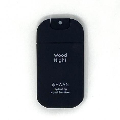 HAAN Higienizante de manos hidratante Wood Night 30 ml