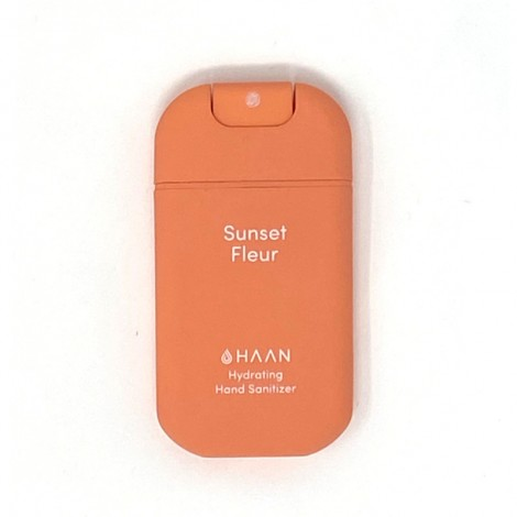 HAAN Higienizante de manos hidratante Sunset Fleur 30 ml