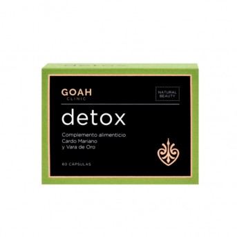 Goah Clinic Detox 60 cápsulas