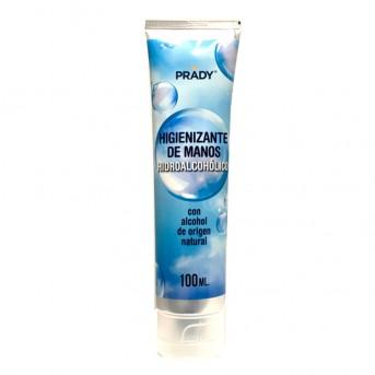 Prady Higienizante de manos gel hidoalcohólico 100 ml