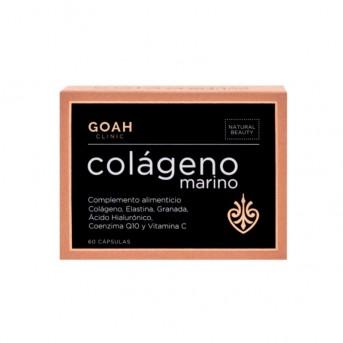 Goah Clinic Colageno marino 60 cápsulas