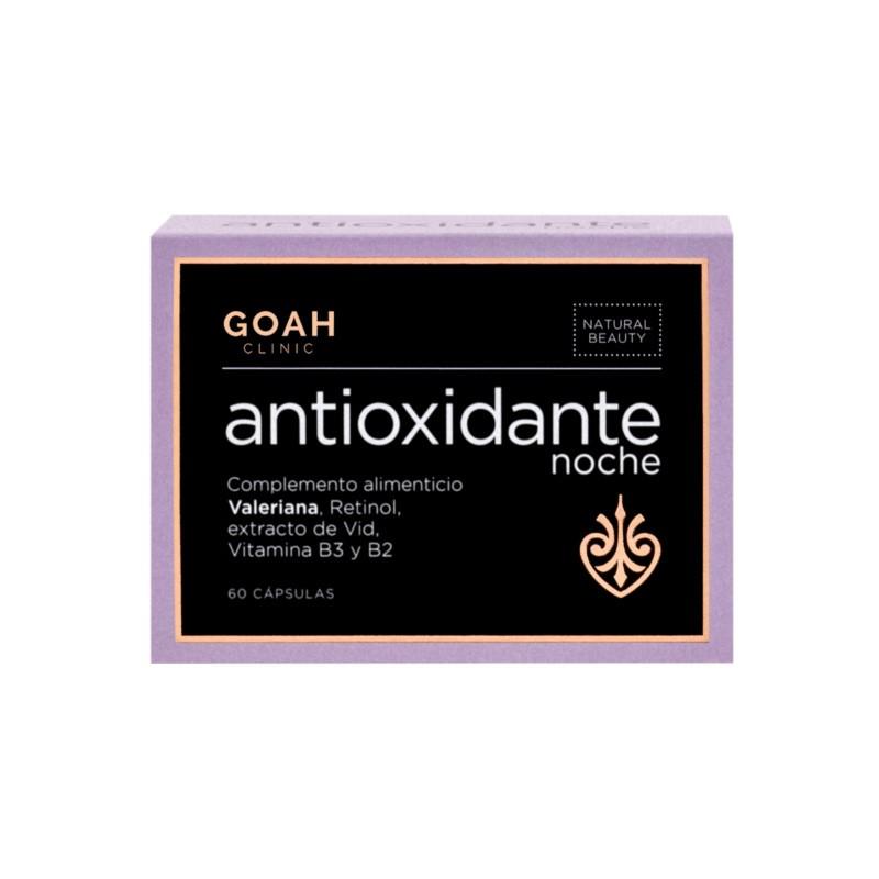 Goah Clinic Antioxidante noche 60 cápsulas