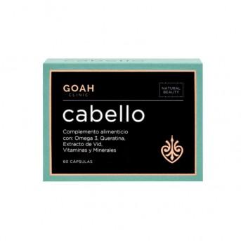 Goah Clinic Cabello 60 cápsulas