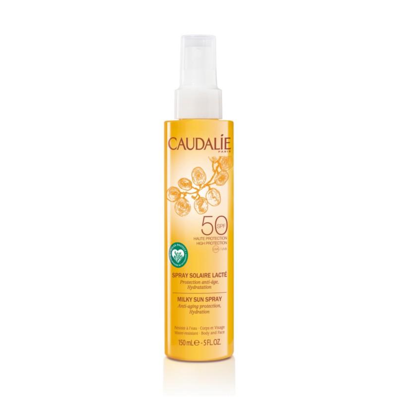 Caudalie Spray solar lácteo SPF50 150 ml