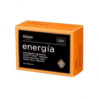 Goah clinic Energia 60 cápsulas