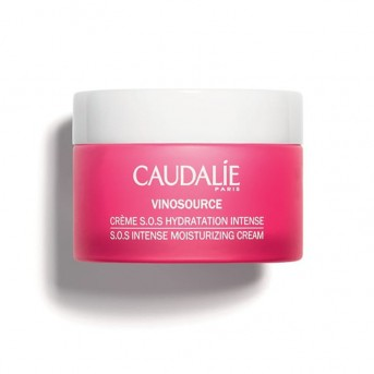Caudalie Vinosource crema SOS hidratación intensa 50 ml