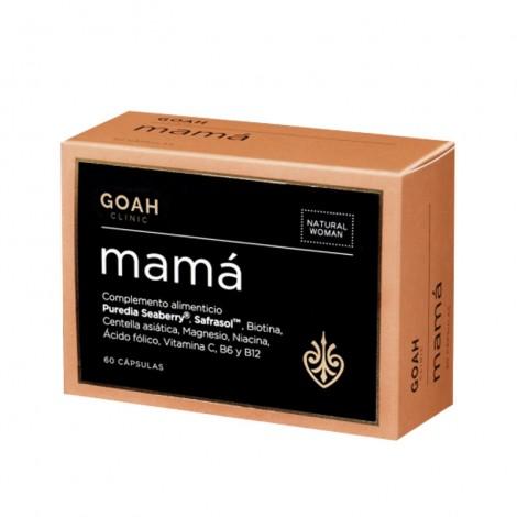 Goah Clinic Mamá 60 cápsulas