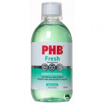 PHB fresh enjuague bucal 500 ml