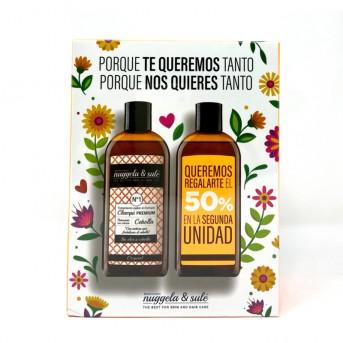 Pack Nuggela & Sule champú premium 2ª unidad 50% descuento 2x250 ml
