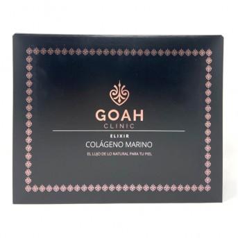 Goah Clinic Elixir Colágeno marino 20 viales bebibles