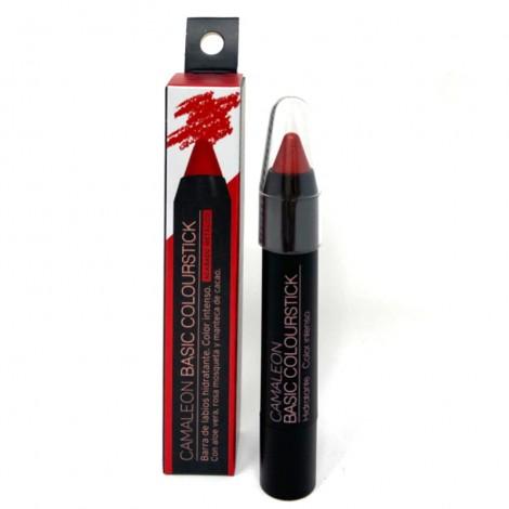 Camaleon Cosmetics Metalico Rojo