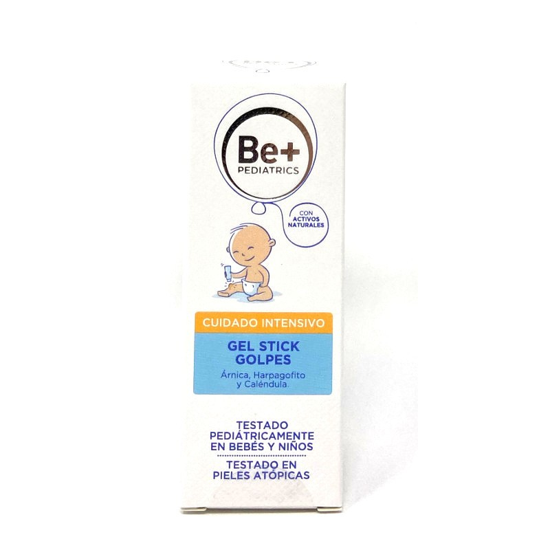 Be+ pediatrics Gel stick golpes 15 ml