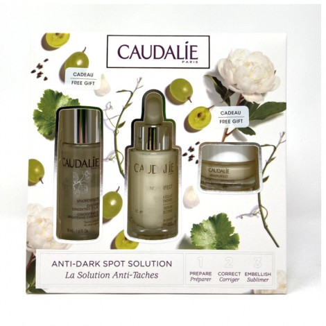 Caudalie Cofret serum Vinoperfect antimanchas