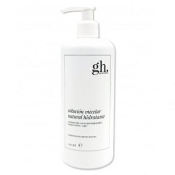 GH Solución micelar natural hidratante 500 ml Gema Herrerias
