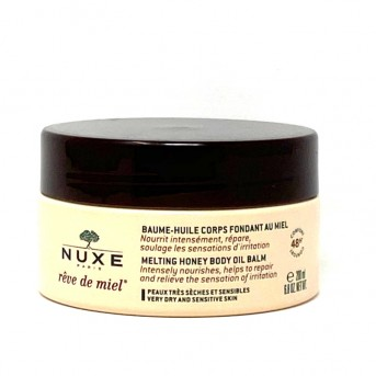 Nuxe Reve de miel bálsamo-aceite corporal fundente con miel 200 ml