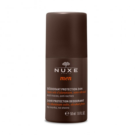 Nuxe men desodorante protección 24H 50 ml