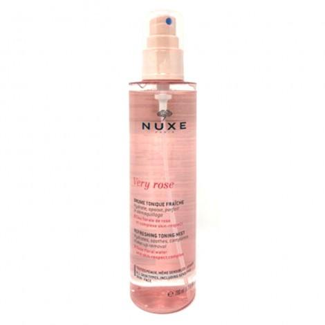 Nuxe Very rose Bruma tónica fresca 200 ml