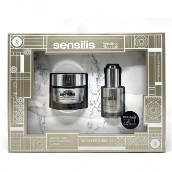Sensilis Cofre regalo Origin pro crema + elixir noche