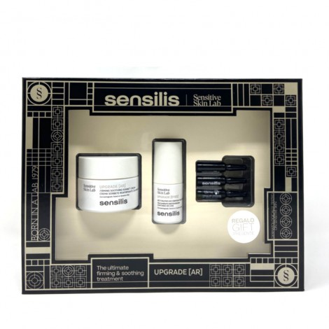 Sensilis Cofre Upgrade AR + contorno ojos + ampollas