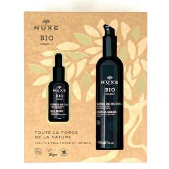 Nuxe Cofre Bio serum semillas de chia + agua micelar
