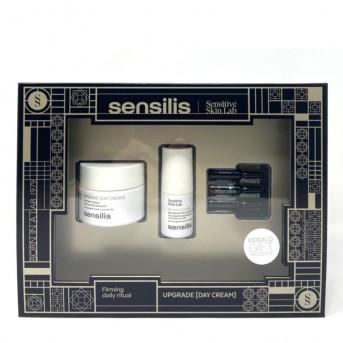 Sensilis Cofre Upgrade Día + contorno ojos + ampollas