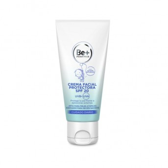 Be+ Pediatrics Crema Facial Protectora