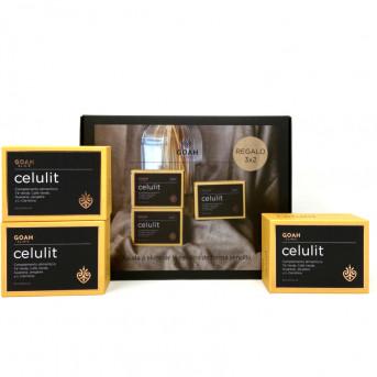 Pack Goah Celulit 3X2