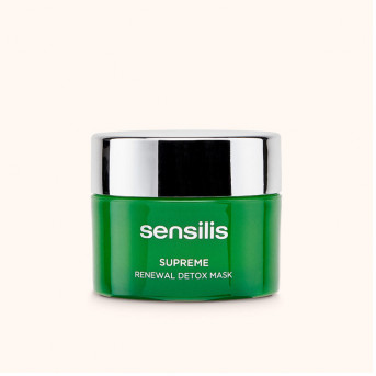 Sensilis Supreme Detox Mask 75 ml