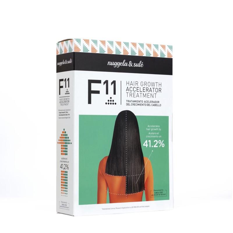 Nuggela & Sule F11 Tratamiento acelerador del crecimiento del cabello