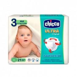 Chicco Pañal 4-9 kg Talla 3