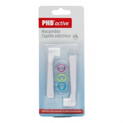Recambio cepillo eléctrico PHB active