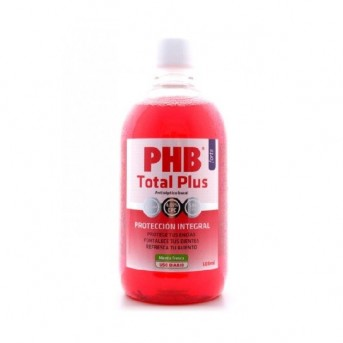 PHB Total Plus enjuague bucal