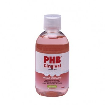 PHB gingival enjuague bucal
