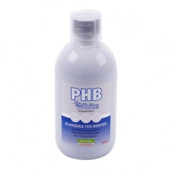 PHB White enjuague bucal 500ml