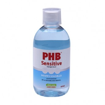 PHB Sensitive enjuague bucal