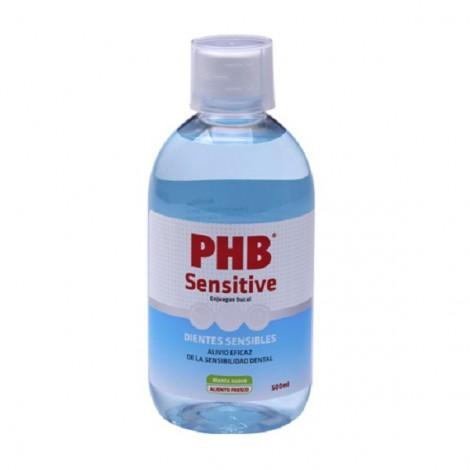 PHB Sensitive enjuague bucal