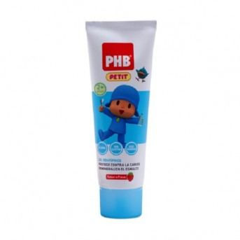 PHB Petit gel dentífrico 75 ml