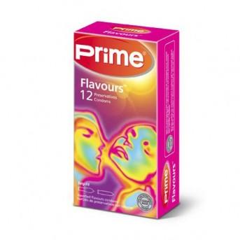 Prime preservativos Flavours